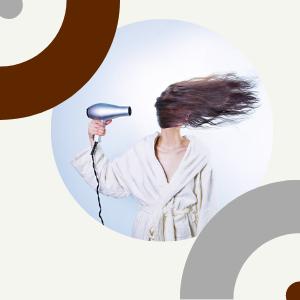 Haartrockner und Zubehör